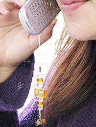 La moda de teléfonos celulares personalizados se impone en el Japón